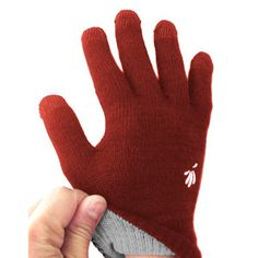 Touchscreen Gloves Volcano now featured on Fab.