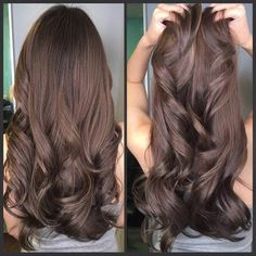 21+ Best Chocolate Brown Hair Color Ideas