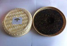 Pu Erh Schwarztee, fermentiert Premium-Klasse 357 Gramm Tee Kuchen Bambuskastenverpackung JOHNLEEMUSHROOM http://www.amazon.de/dp/B00U1GAQ6Q/ref=cm_sw_r_pi_dp_1ZQvwb0TBTQV7