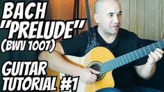 The prelude to Johann Sebastian Bach's Cello Suite No. 1 in G Major, arranged for the guitar by Patrick Francis. Get more great performances and acoustic gui. Classical Guitar Lessons, Basic Guitar Lessons, Music Guitar, Acoustic Guitar, Music Tabs, G Major, Guitar Tutorial, Sebastian Bach, Cello