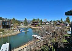 "3BR/2BA ""The Bear Cabin"" Tahoe Keys, Water & Mountain View Balcony, Sleeps 6 - Turnkey Vacation Rental"