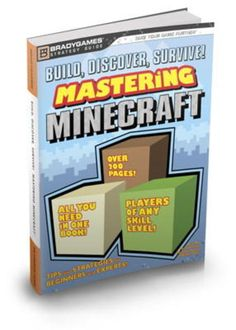 Mastering Minecraft Strategy Guide(Paperback):9780744015669