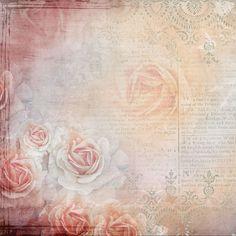 papel rosas fondo decoupage servilleta Яндекс.Фотки