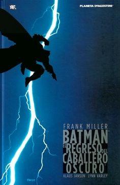 Batman: El Regreso del Caballero Oscuro (Planeta DeAgostini)