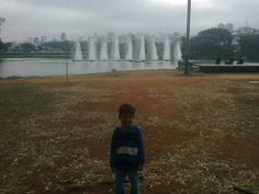 Parque Ibirapuera SP