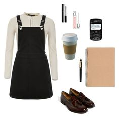"""""""Anastasia Steele - Job Interview at SIP"""" by ohmyfifty on Polyvore featuring Gucci, Oasis, Chanel, Christian Dior and Cartier"""