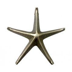 Nantucket Brand Starfish Door Knocker #homedecor #nautical