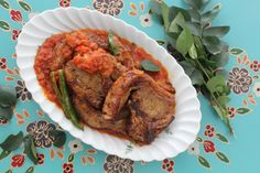 Chop Chutney by Yudhika Sujanani Ground Coriander, Fresh Coriander, Red Chilli, Lamb Chops, Curry Leaves, Garam Masala, Meals For One, 4 Ingredients, I Love Food