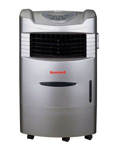 Honeywell 42 Pint Indoor Evaporative Air Cooler Women s Silver Cheap  Portable Air Conditioner 7234b401fc