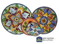 La belleza de nuestras artesanías. EL MEJOR HOTEL EN PUEBLA. Las piezas artesanales de talavera son indudablemente, una preciosidad. En Best Western Real de Puebla, le sugerimos visitar el mercado El Parián, donde encontrará los mejores trabajos realizados por artesanos de la región. #hotelenpuebla