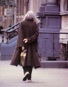 Greta Garbo in New York