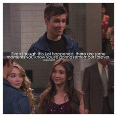 Lucas ja Riley dating fanfiction