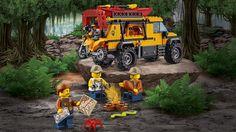 60161 Jungle Exploration Site - LEGO® City Products and Sets - LEGO.com US - City LEGO.com