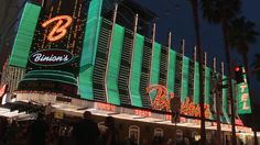 Binion's Nevada, Signage, Vegas, Neon Signs, Billboard, Signs