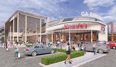 Mall, Retail, City, Cities, Sleeve, Retail Merchandising