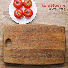 Greek Stuffed Vegetables (Yemista)