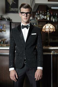 Mens Fashion Summer – The World of Mens Fashion Gq, Formal Attire For Men, Smoking, High Fashion, Mens Fashion, Guy Fashion, Designer Suits For Men, Male Fashion Trends, Well Dressed Men