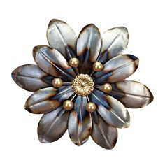 Late last summer, I purchased a Princeton x shed kit from Home Depot. My husband put the kit together with a few reinforceme. Metal Flower Wall Art, Flower Wall Decor, Metal Flowers, Daisy Flowers, Home Depot Shed, Shed Kits, Garden Junk, Buy Metal, Shed Plans