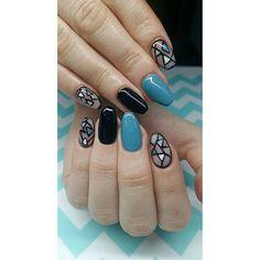#nails  #semilac #semilacnails #nailsstyle @kinga.n1
