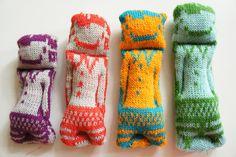 knit boys! | Flickr - Photo Sharing!