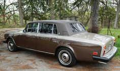 1979 Rolls-Royce (chassis LRK037829)