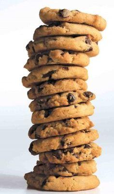"""750g vous propose la recette """"Cookies au beurre de cacahuètes"""" publiée par Milartist."""