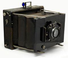 Ermemann camera + Berthiot Olor 5.7/200 mm