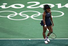 Serena Williams : Rio Olympics 2016: Best images from Day 4