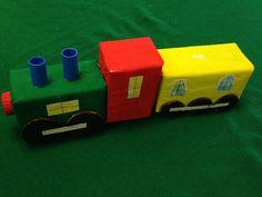 Material Reciclado - Actividades para preescolar
