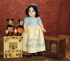 The Rare 1939 American Radio by Emerson Featuring Snow White and the Seven Dwarfs 1500/2100 | Art, Antiques & Collectibles Toys & Hobbies Dolls | Auctions Online | Proxibid