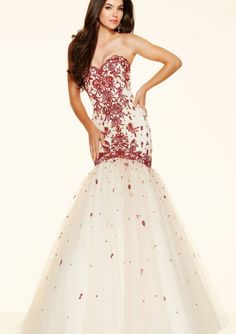 45ff59d1cea Buy Australia 2016 White Mermaid Sweetheart Neckline With Sequins Tulle  Floor Length Evening Dress  Prom Dresses 98051 at AU 179.52