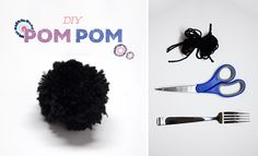 DIY Pom Pom Craft Project for Kids   Studio T Blog