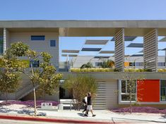 Gallery - Pico Place / Brooks + Scarpa Architects - 1