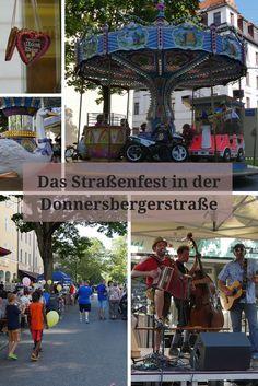 Die Donnersbergerstraße feiert ein Fest für Groß und Klein