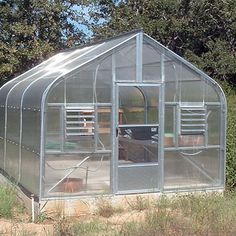 Garden Grower Package - Complete Greenhouse Packages
