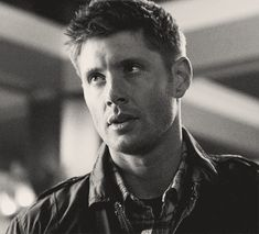 """""""Dean, wipe your boots off before you come in. Just because it isn't a house doesn't mean its not the place we're living for now."""""""