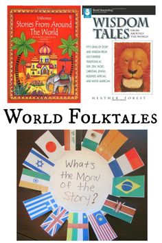 World Folktales- What's the moral of the story?