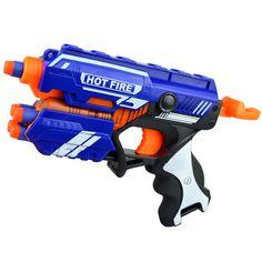 Juguetes De Plástico pistola de Bala Suave Pistola CS Juego de Disparos De Armas De Aire Suave Pistola de Aire divertido juguete Muchachos de Los Niños