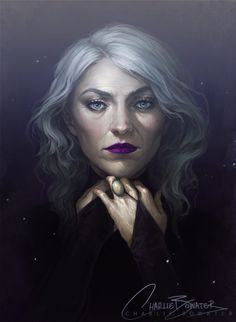 [The Great Gakena] Opal by Charlie-Bowater.deviantart.com on @deviantART