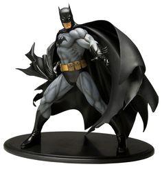 Batman ARTFX Statue 1/6 Black Costume Version 29 cm