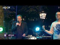 Thé Lau en Lange Frans - Zing Voor Me - The die ongeneselijk ziek is zingt ons toe