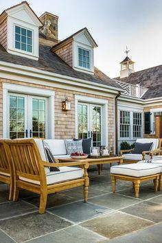 Dream Home, 20 Best Patio Spaces via A Blissful Nest