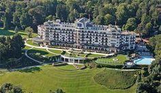 Evian Royal Resort  Evian Les Bains, France #SpaWeek