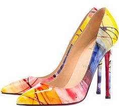 6240f75867df Christian Louboutin Pigalle Pollock Pumps media gallery on Coolspotters.  See photos