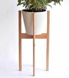 Plant Stand Indoor Mid Century Modern Plant Stand Plant #AllInOneGroupBoard(NoLimit)