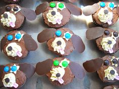 Pupcakes (Puppy Cupcakes)