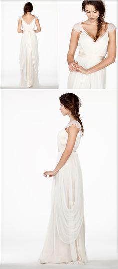 Saja Wedding Dress http://www.weddingchicks.com/2013/10/18/saja-2014-bridal-collection/