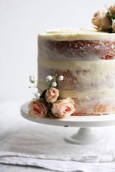 Naked Banana Cake | The Baker...