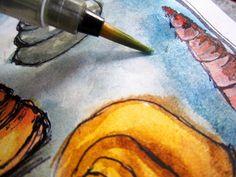 Alisa Burke sketchbook tutorial