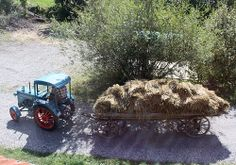 | Hanomag Tractor / Hanomag Traktor